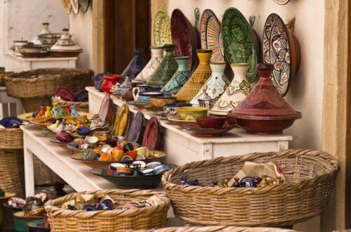 Co kupić w Maroku