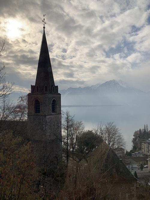 Co warto zobaczyć w Szwajcarii: Montreux i Château de Chillon