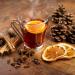 Rozgrzewająca herbata z pomarańczą, cynamonem imbirem i anyżem