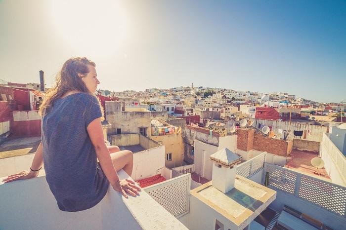 Jak ubierać się w Maroku