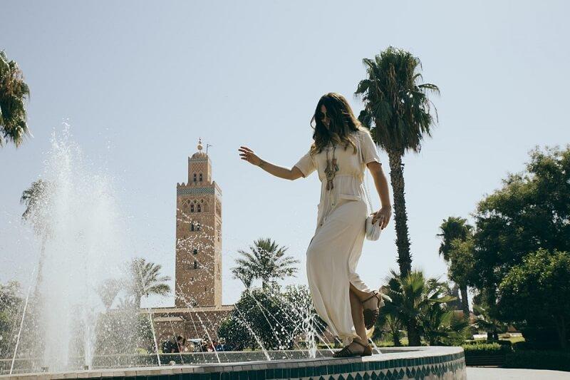 Jak ubierac sie w Maroku