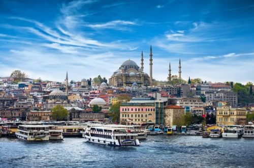 Co zaskakuje w Stambule