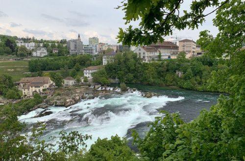 Co zobaczyć w Szwajcarii Rheinfall