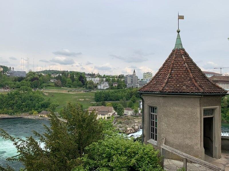 Co zobaczyć w Szwajcarii Schloss Laufen
