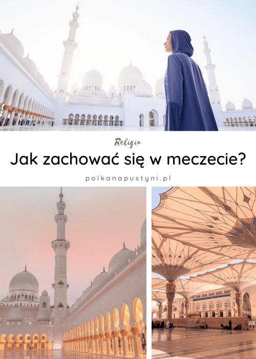 Jak zachować się w meczecie?