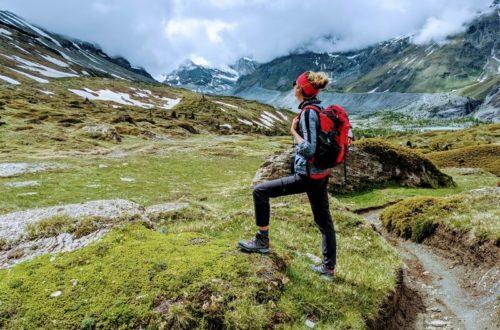 Chodzenie po górach Szwajcaria