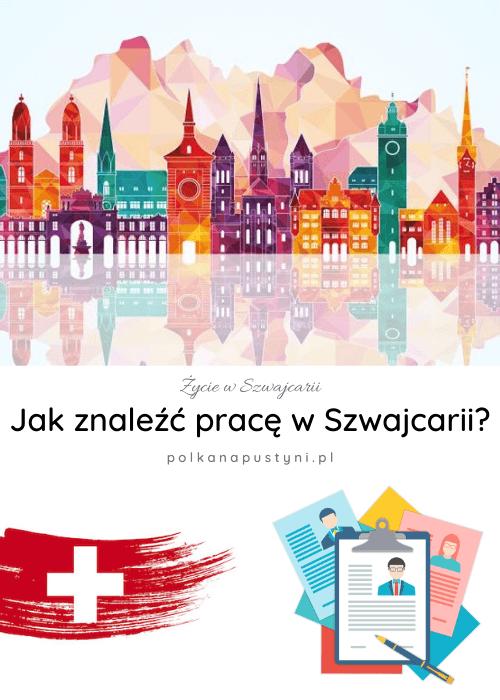 Jak znaleźć pracę w Szwajcarii?