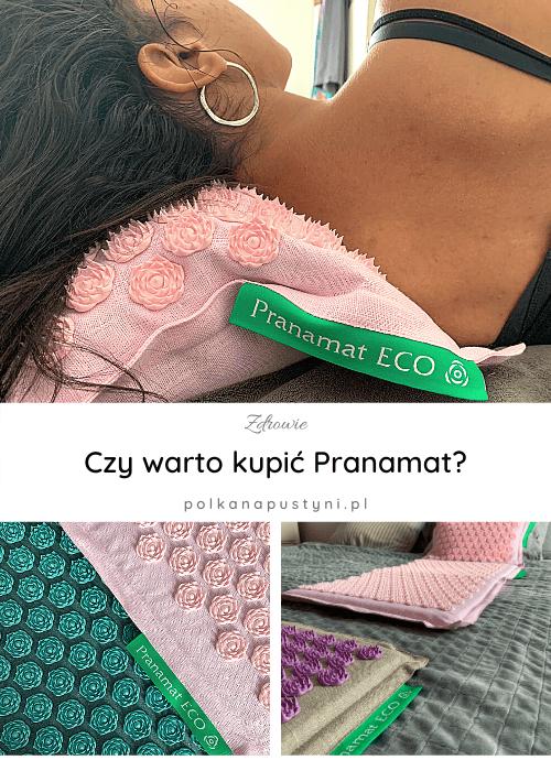 Recenzja Pranamat