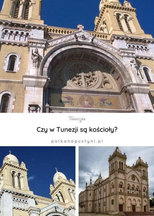 Kościoły w Tunezji